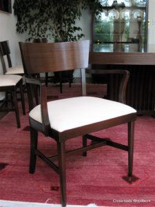 Armchair - Crossroads Woodwork
