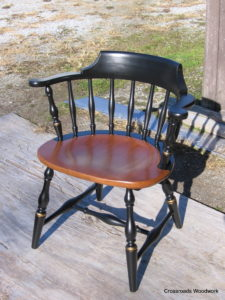 Captains Chairs - Crossroads Woodwork