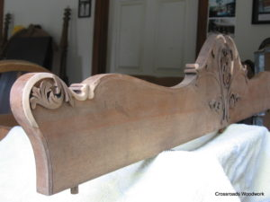 Crest Repair - Crossroads Woodwork