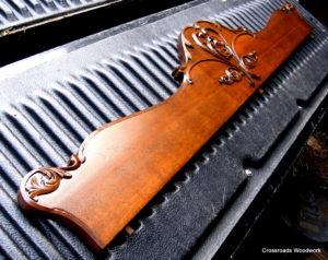 Crest Repair - Crossroad Woodwork
