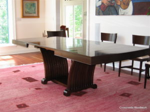 Dining Table - Crossroads Woodwork