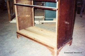 Empire Desk - Crossroads Woodwork