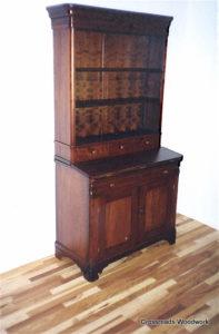 Empire Desk - Crossroads Woodwork