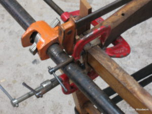 Clamping - Crossroads Woodwork