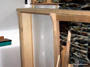 Craftsman Bookcase - Crossroad Woodwork