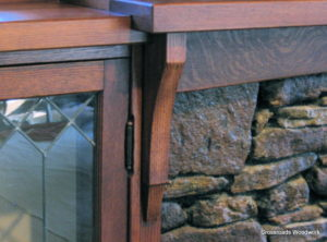 Craftsman Bookcase - Crossroads Woodwork
