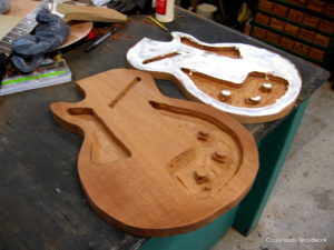 Fun Personal Project - Crossroads Woodwork
