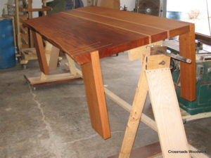 Heavy Table - Crossroads Woodwork